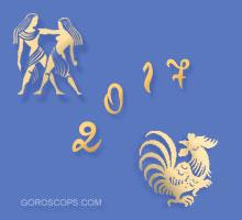 гороскоп на 2017 год Близнецы